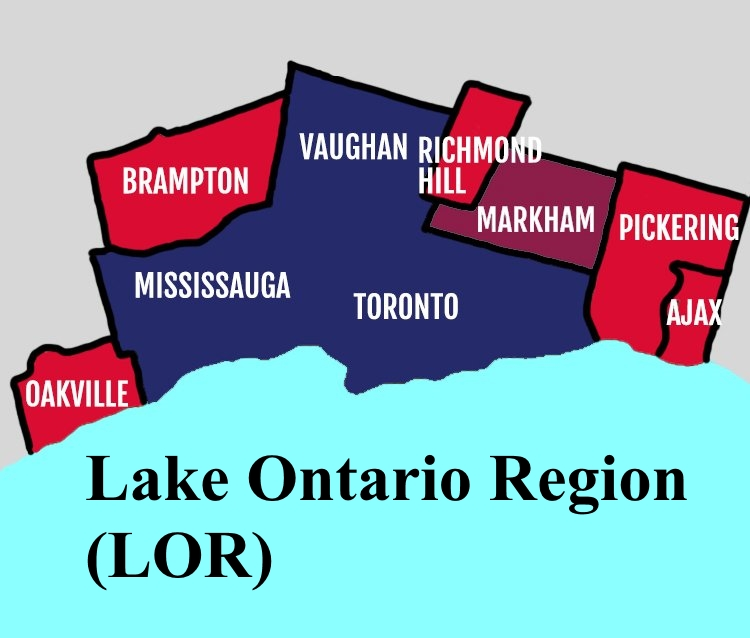 Lake Ontario Region (LOR)