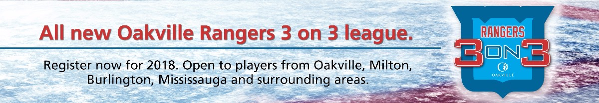 Oakville Rangers 3 on 3