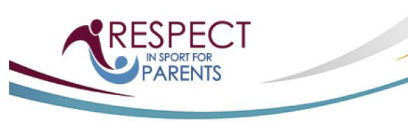 Respect In Sport for Parents