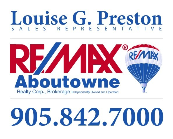 Louise G Preston - Remax Aboutowne Realty Corporation and Brokerage