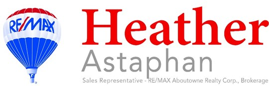 Heather Astaphan, RE/MAX Aboutowne Realty Corp